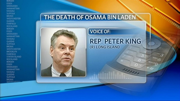 [NY] Rep. King on Seeing bin Laden Photos [Raw]