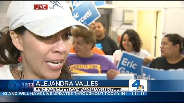 [LA] Voting For LA Mayoral Election Underway
