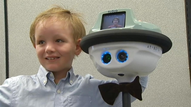 [BAY] Make a Wish Makes a Robot Lover's Day