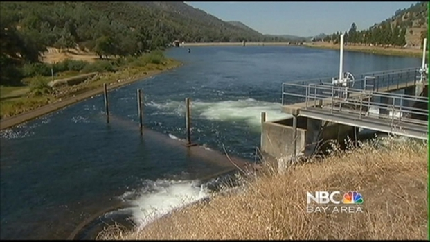[BAY] Officials Say Hetch Hetchy Reservoir Water Remains Safe for Drinking