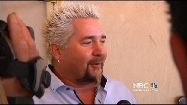 [BAY] Celebrity Chef Guy Fieri Testifies at Teen's Trial