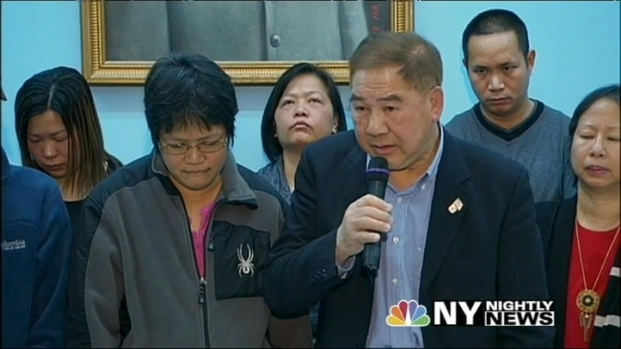 [NY] Reaction to Eight Arrests in the Death Of Danny Chen