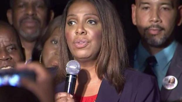 [NY] Letitia James Wins Primary for NY Attorney General
