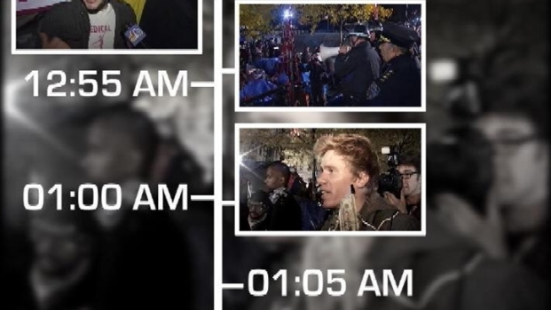 [NY] Occupy Wall Street Timeline