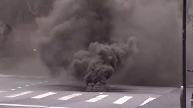 [NY] Manhole Fire Causes Outages to 40 Buildings