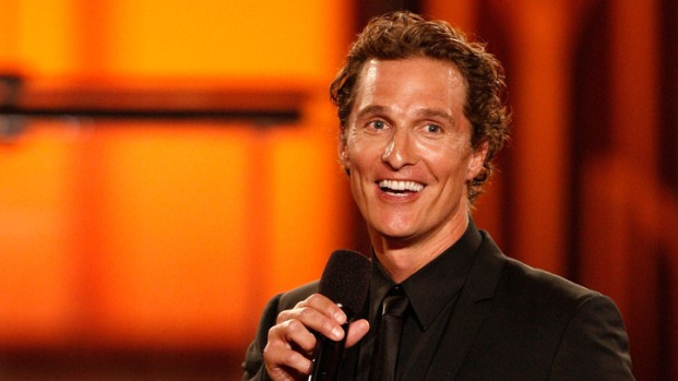 [NBCAH] Matthew McConaughey's Diet Secret: Red Wine
