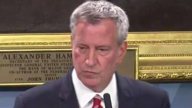[NY] Mayor de Blasio on Pantaleo Firing: 'Justice Was Done'