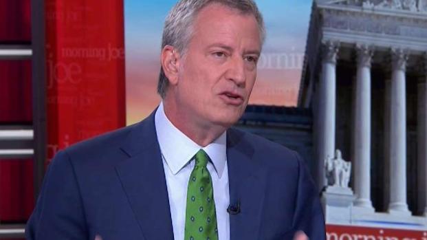 [NY] Mayor de Blasio Drops 2020 Presidential Bid