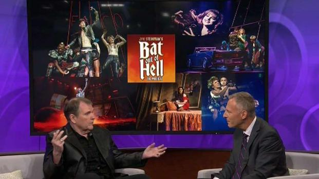 [NY] Meat Loaf Talks 'Bat Out Of Hell' The Musical