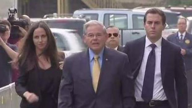Testimony begins in trial of Sen. Bob Menendez