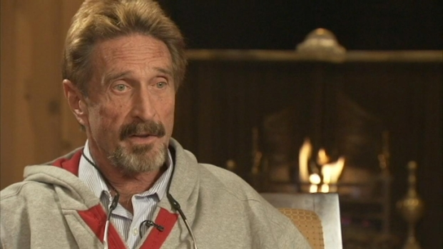 [BAY] The Interview: One on One With John McAfee