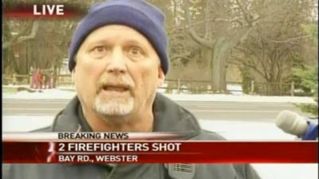 [NEWSC] NY Fire Marshall Responds to Webster Fire