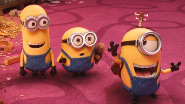 [NATL] Jon Hamm on Being in 'Minions': 'It's a Delightful Thing'