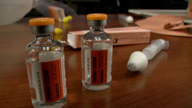 CVS Offers Heroin Overdose Antidote Over the Counter