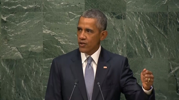 [NATL] Obama Addresses United Nations