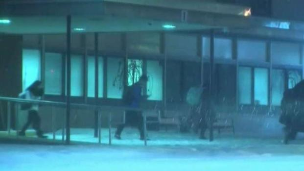 [NY] NJ Students Stranded Overnight at School Due to Weather
