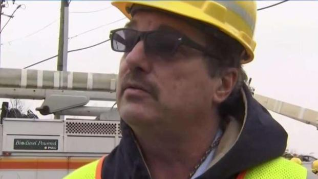 NJ Utilities Prepare for Winter Storm