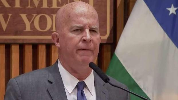 [NY] NYPD Commissioner O'Neill May Step Down: Sources