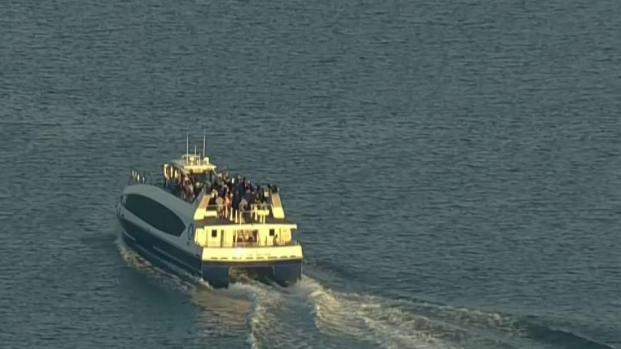 [NY] New NYC Ferry Route Sets Sail