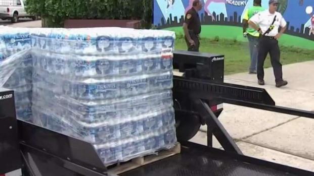 [NY] Gov. Murphy, Mayor Baraka to Tour Water Centers in Newark