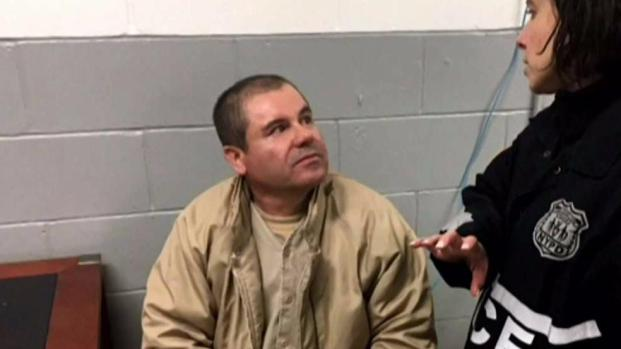 Officials Look to Find El Chapo Jurors