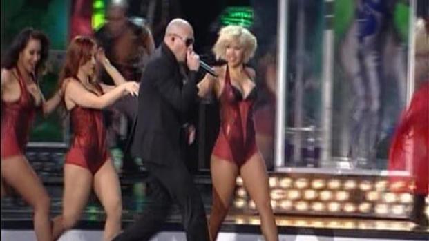 [MI] Pitbull, Marc Anthony and Michel Teló Stars of Show at Latin Billboards