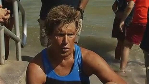 [MI] Diana Nyad Ends Latest Cuba-to-Florida Swim Attempt