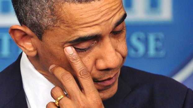 [CHI] Obama Reacts to Connecticut School Shooting