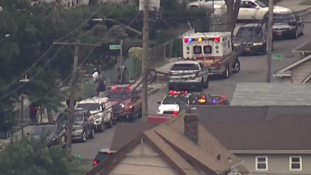Man critically injured when package explodes in Queens