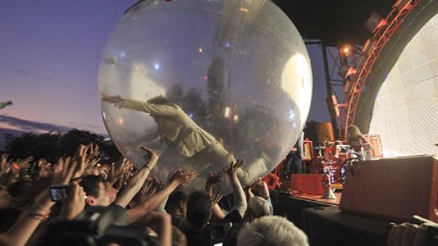 Inside Pitchfork 2009