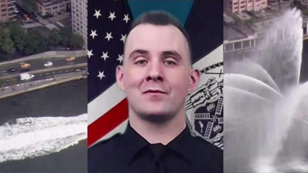 [NY] Police Honor NYPD Officer Killed by Friendly Fire