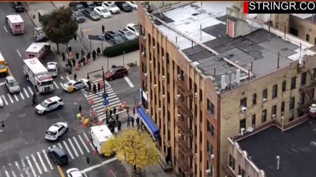 [NY] Police Kill Suspect Near Bronx Cemetery