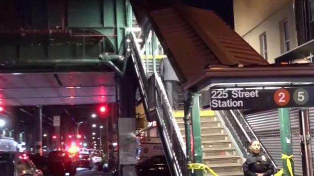 [NY] Police Shoot Armed Suspect on Bronx Subway Platform