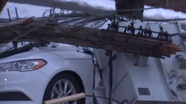 Power Outages Linger After 2nd Storm Causes More Headaches