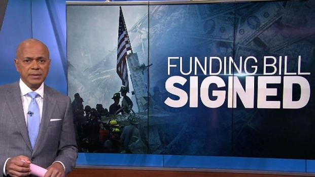 [NY] President Signs 9/11 Victim Compensation Bill