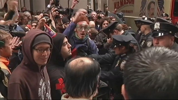 [NY] Thousands March During Day of Action