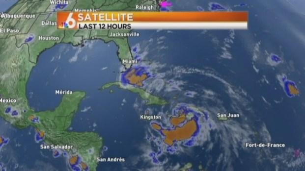 [MI] Florida Keys Under Hurricane Warning