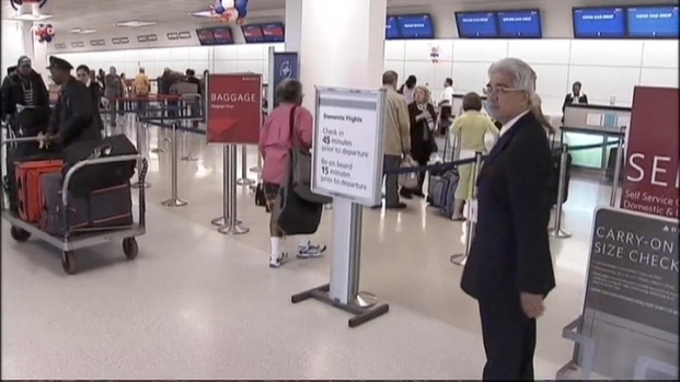[NY] Airport Worker Used Dead Man's ID: Officials