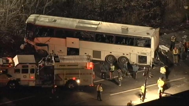[NY] NJ Bus Crash Kills 2