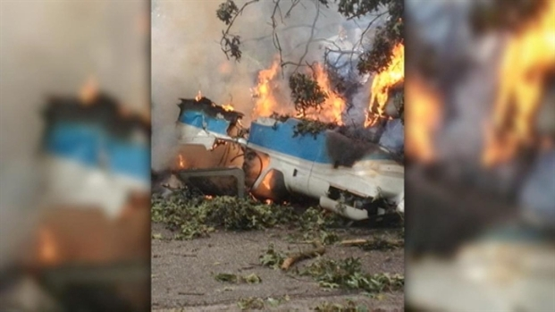 [NY] Small Plane Crashes on LI, 1 Killed, 2 Hurt