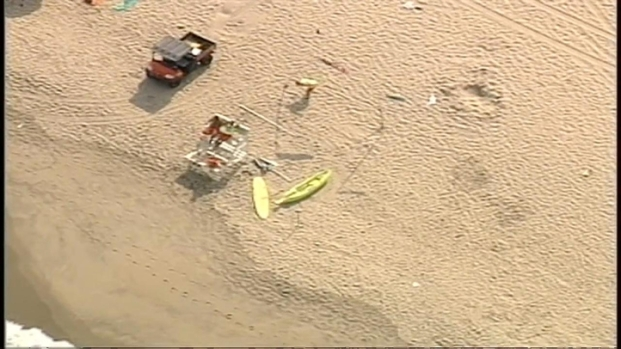 [NY] Boy Rushed to Hospital After Sand Collapse