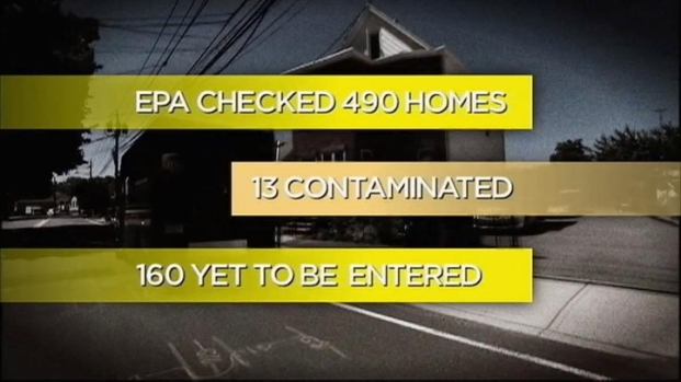 [NY] EPA to Tear Down NJ Site of '83 Chemical Spill