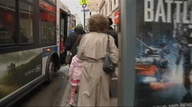 [NY] Protesters Move to Occupy Subways