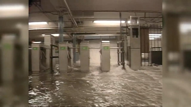 [NY] PATH Station Flooded 20 Years Ago Struggling After Sandy