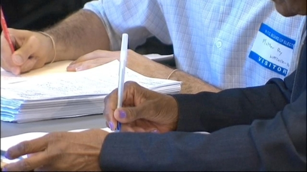 [NY] Rangel's Lead Widens in 2nd Day of Primary Ballot Count