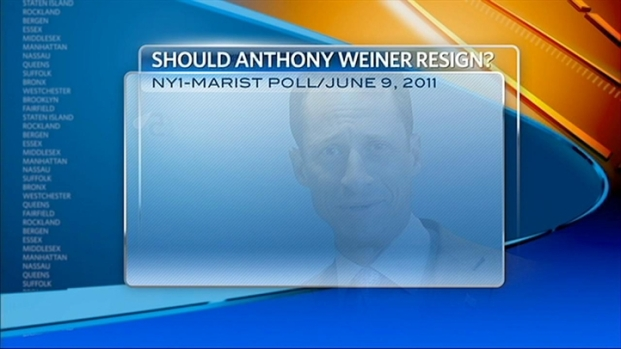 [NY] Rep. Weiner Keeps Working Despite Calls to Resign