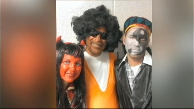 [NY] Assemblyman Defends Wearing Black Face Paint