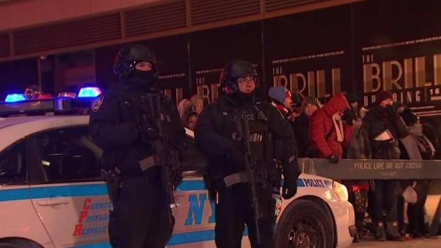[NY] Security Tighter Than Ever for NYE Celebration in NYC
