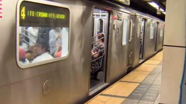 [NY] Slew of Subway Lines Suspended