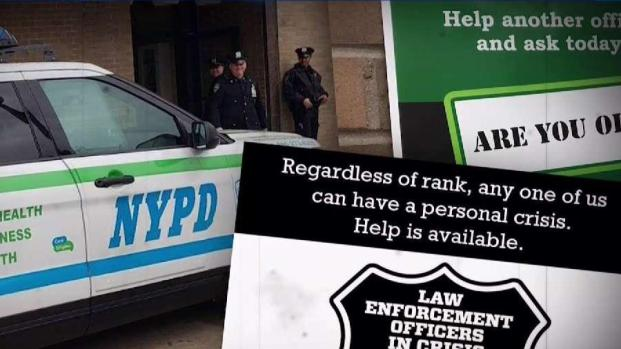 [NY] Stigma With Seeking Help Hinders NYPD Suicide Prevention Efforts